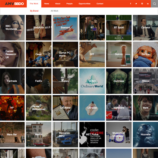 AMV BBDO Advertising and Marketing Agency
