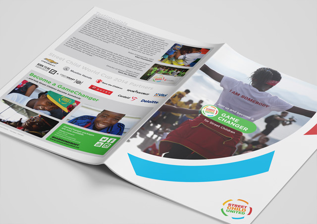 Fundraising brochure design 10