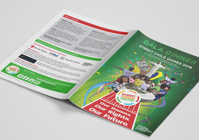 Fundraising brochure design 9