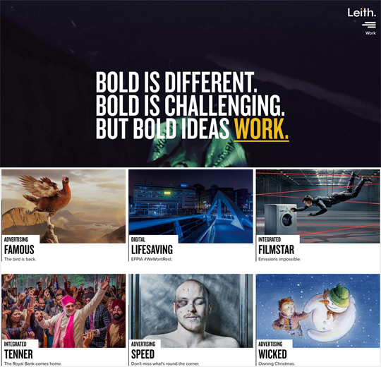 Leith Advertising and Marketing Agency
