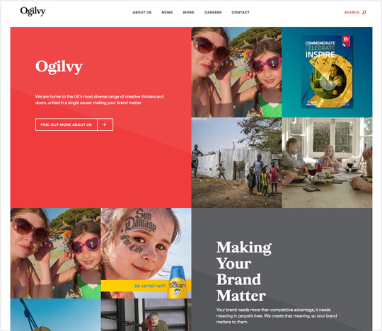 Ogilvy Mather Advertising and Marketing Agency