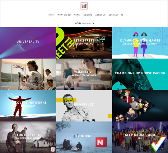Red Bee digital and web design agency