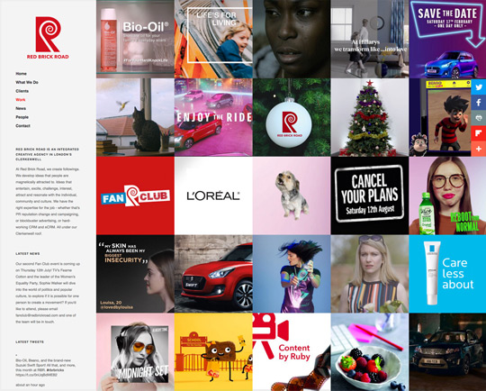 Red Brick Road Advertising and Marketing Agency