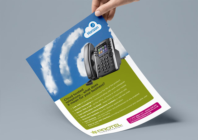 Telecoms marketing design 3