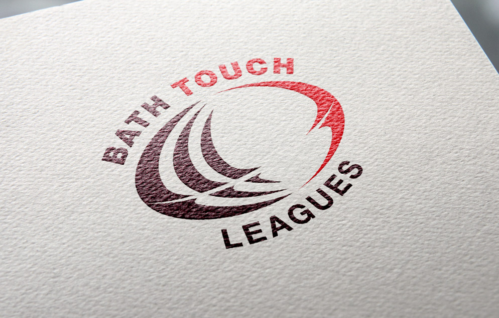 Rugby logo design and branding